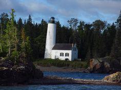 Rock Harbor Lighthouse - Isle Royale