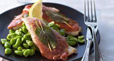 Saltimboccas de rougetVoir la recette des Saltimboccas de rouget >>