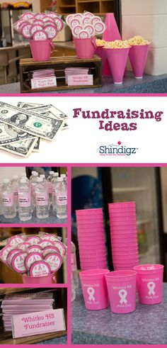 From decorating tables to pink pom poms to cheer on survivors, Shindigz has a range of breast cancer awareness supplies, decorations and banners that will let you make a meaningful statement of support for those who have fought a courageous battle.