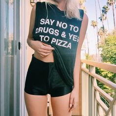 Never underestimate the power of pizza.  Tag someone who needs this tee in their lives and get yours on JACVANEK.COM now!  #jacvanek #pizza