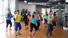 Zumba Bailan Rochas y Chetas- Nene Malo by Honduras Dance Crew - merge parts of this with another chore.