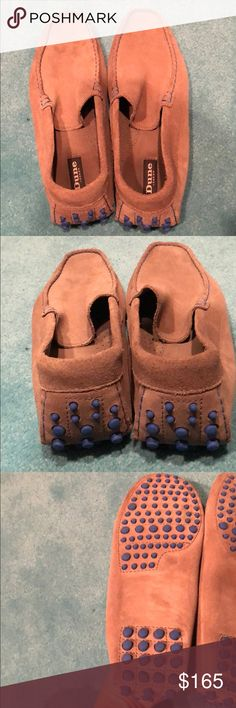 5cb489f184084 Dune London men s suede loafers size 40 men s Very comfortable European  men s loafers size 40.