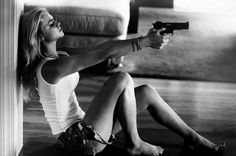 girls and guns - oh yeah! by Kalie Garrett, via Flickr
