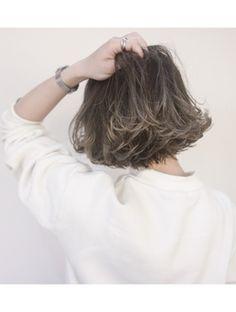 シャチュー(SHACHU)ショートボブ×グラデーションカラー Hair Color Dark, Color Your Hair, Ulzzang Hair, Asian Hair, Hair Day, New Hair, Short Hair Cuts, Short Hair Styles, Candy Hair