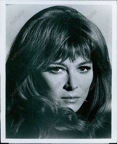 CA83 1960 s Actress Lee Grant Ransom For A Dead Man Hollywood Portrait Photo