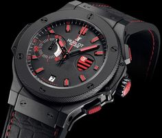 Hublot Big Bang Flamengo Limited Edition