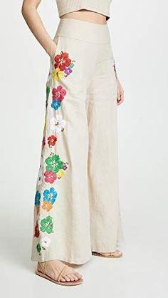 # Outfits pantalon New All Things Mochi Paloma Pants online shopping - Chicideas Fashion Pants, Fashion Dresses, Fashion Tips, Fashion Design, Fashion Trends, Rock Fashion, Color Fashion, 50 Fashion, Petite Fashion