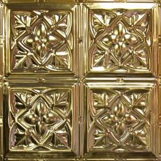 Metallic Gold Metal Ceiling Tile AT 5 #Tin # Ceiling # Drop# Ceiling# Metal #Ceiling #Tin #Tiles #Metallic Gold Metal, Metal Ceiling, Gold Ceiling, Hospital Interior, Decorative Boxes, Metal Ceiling Tiles, Ceiling, Metal, Interior Trend