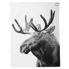 Itsloft :: Home Accessories :: Home Accessories :: Tea Towel Moose