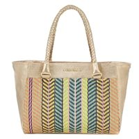 Look stylish at the airport with the Lola Rio Woven