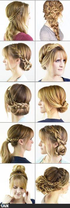 Simple Hair tutorial20