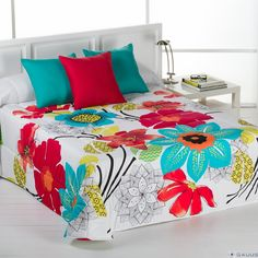 Edredón Comforter TERNI Barbadella - Edredones Estampados - Gauus
