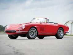 フェラーリ(1967 Ferrari 275 GTB4 NART Spyder)