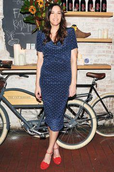 Liv Tyler - Best Dressed Celebrities Week of November 8th  - Harper's BAZAAR