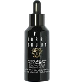 BOBBI BROWN Intensive Skin Serum Foundation SPF 40 - Helping to improve skin below the surface is Bobbi Brown's new foundation, which cuts down the morning routine thanks to its combination of serum and concealer, enhanced with Lychee, Bamboo Grass and Cordyceps Mushroom extract.