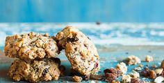 Ontbijtkoeken met het krokante van Quaker Cruesli® en de 4 nootsoorten! Een makkelijk ontbijt recept dat je eenvoudig van te voren klaar kan maken.