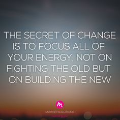#Focus #Energy http://www.marketsolutions.nl/ - Inspired by You!