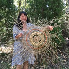 Catriona Pollard - You Are My Sunshine www.theartofweaving.com.au You can never have too much sunshine in your life. #contemporarydesign #weaving #basketry #love #sculpture #art #interiordesign #contemporaryart #handmade #handwoven #foundobjects #foundobjectsculpture #fibreart #fiberart #artist #basketryartist #australianbasketry #fibreartist #basketart #woven #catrionapollard