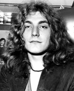 """""""Robert Plant"""" Not the looks so much...but that voice...wish I had it lol"""
