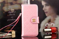 Chanel Lackleder Hülle mit Spiegel für iPhone 6(4.7) - spitzekarte.com