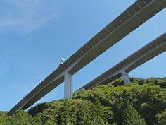 芝川高架橋/静岡県