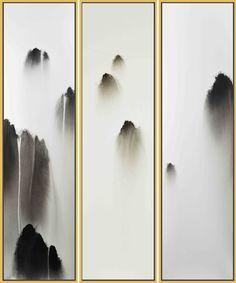 【新提醒】意境山水,具象艺术。 - 马蹄...