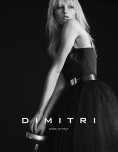 DIMITRI Fall Winter 2014 campaign