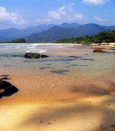 Sierra Leone. Pretty despite the blood diamond situation of the past