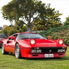 Ferrari 288 GTO.
