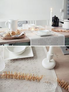 A COZY CHRISTMAS TABLE WITH IITTALA CANDLE HOLDERS | THE STYLE FILES