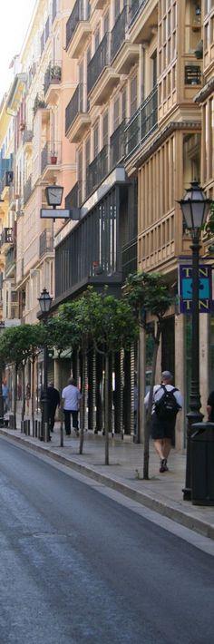 Streed in Palma de Mallorca by ConnyvdHvL