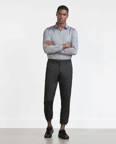 ZARA - MAN - 하운드투스 셔츠