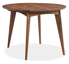 Ventura Round Tables - Tables - Dining - Room & Board. If we want dining and nook area to match...