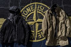 Stone Island A/W16 Collection | #StoneIsland #HAVENSHOP