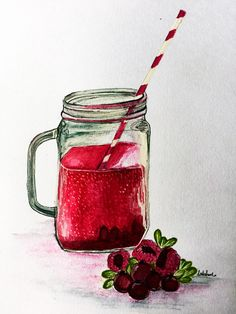 Water colour painting by Lakshmit :)