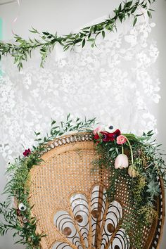#specialtyrentals #foundrentals #kidsparty #babyshower #partyrental #vintagefurniture Valentine craft party from Beijos Events and Sweet Threads | Photos by Megan Welker | 100 Layer Cakelet