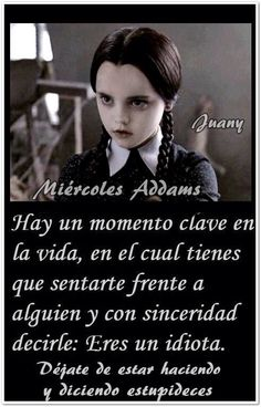 . Adams Family Costume, Family Costumes, Summer Body Workouts, Wednesday Addams, Sarcastic Quotes, Jealous, Decir No, Wisdom, Sayings