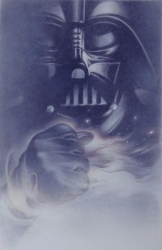Star Wars - Darth Vader by Tsuneo Sanda *