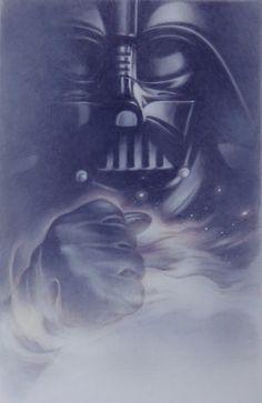 Star Wars - Darth Vader by Tsuneo Sanda *