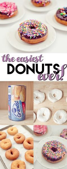 You'll never buy donuts from the store once you make the easiest donuts ever!