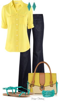 """""""Trouser jeans #2"""" by madamedeveria ❤ liked on Polyvore"""