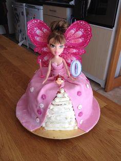 Birthday cake for my niece