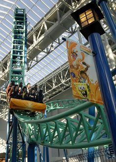 I went on this ride with mom, dad,and uncle Dave. It is the scariest ride there. You lay back straight on your back like when you are in bed and you look straight up at the ceiling and then you go straight down like in this picture. It is so SCARY!!!!!!!!!!!!!!!!!!!!!!!!!!!!!!!!!!!!!!