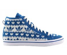 adidas Originals Wmns Honey Mid - Christmas Sweater Via: Tenisufki.eu