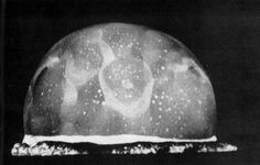 Eerie Rapatronic Nuclear Photographs:Taken Within 10 Nano-Seconds of Detonation
