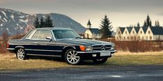 Mercedes Benz SLC (C107), 1971    from Flickr
