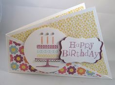 Southern Inkerbelles: Twisted Birthday Card