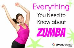 All You Ever Wanted to Know about #Zumba   via @SparkPeople