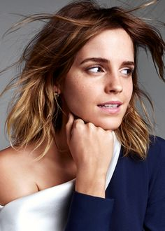 "roxelana: """" Emma Watson photographed by Kerry Hallihan for Entertainment Weekly, March 2017. "" """