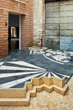 Artist Katrín Sigurdardóttir's Foundation at the Venice Biennale. Photo by: ORCH_ orsenigochemollo
